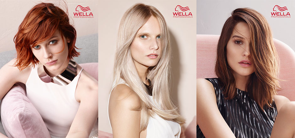 Wella Frisuren Trends 2018 - Kucharsky Friseure